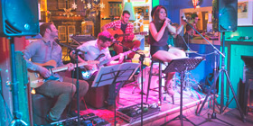 wedding band for hire the fanatics